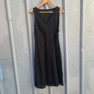Black Ann Taylor dress